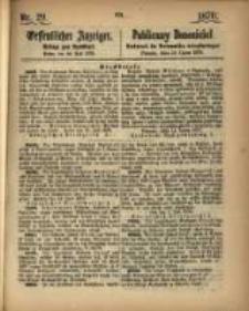 Oeffentlicher Anzeiger. 1870.07.19 Nro.29