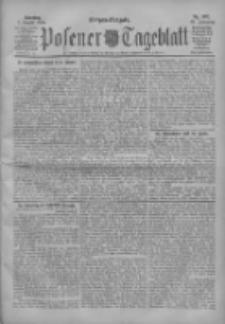 Posener Tageblatt 1904.08.07 Jg.43 Nr367