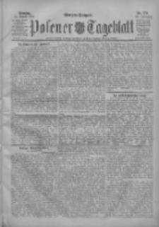 Posener Tageblatt 1904.08.14 Jg.43 Nr379