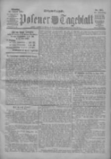 Posener Tageblatt 1904.08.23 Jg.43 Nr393