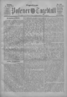 Posener Tageblatt 1904.08.28 Jg.43 Nr403
