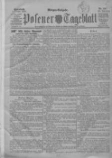 Posener Tageblatt 1904.10.01 Jg.43 Nr461