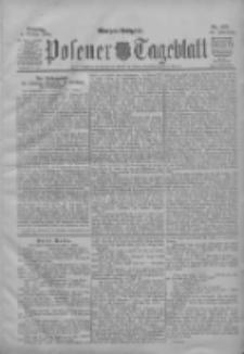 Posener Tageblatt 1904.10.04 Jg.43 Nr465