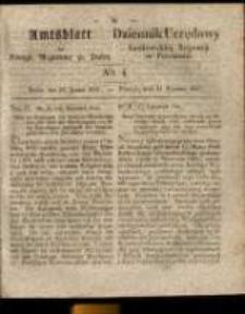Amtsblatt der Königlichen Regierung zu Posen. 1837.01.24 Nro.4