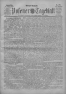 Posener Tageblatt 1904.08.11 Jg.43 Nr373