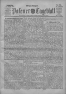 Posener Tageblatt 1904.08.18 Jg.43 Nr385