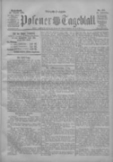 Posener Tageblatt 1904.08.27 Jg.43 Nr401