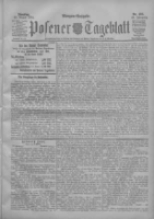 Posener Tageblatt 1904.08.30 Jg.43 Nr405