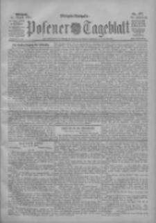 Posener Tageblatt 1904.08.31 Jg.43 Nr407