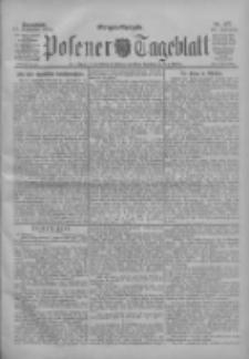 Posener Tageblatt 1904.09.17 Jg.43 Nr437
