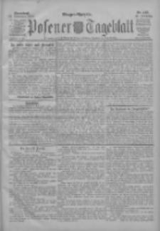 Posener Tageblatt 1904.09.24 Jg.43 Nr449