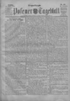 Posener Tageblatt 1904.10.18 Jg.43 Nr489