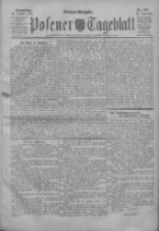 Posener Tageblatt 1904.10.20 Jg.43 Nr493