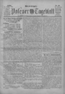 Posener Tageblatt 1904.10.21 Jg.43 Nr495