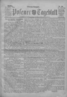 Posener Tageblatt 1904.10.25 Jg.43 Nr501