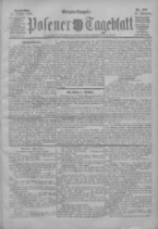 Posener Tageblatt 1904.10.27 Jg.43 Nr505