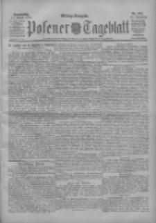 Posener Tageblatt 1904.08.11 Jg.43 Nr374