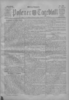 Posener Tageblatt 1904.08.13 Jg.43 Nr378