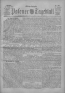 Posener Tageblatt 1904.08.16 Jg.43 Nr382