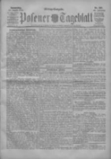 Posener Tageblatt 1904.08.18 Jg.43 Nr386