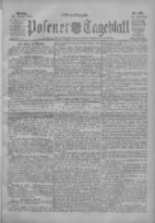 Posener Tageblatt 1904.08.22 Jg.43 Nr392