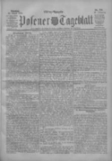Posener Tageblatt 1904.08.23 Jg.43 Nr394