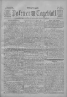 Posener Tageblatt 1904.08.25 Jg.43 Nr398