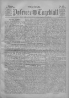 Posener Tageblatt 1904.08.29 Jg.43 Nr404