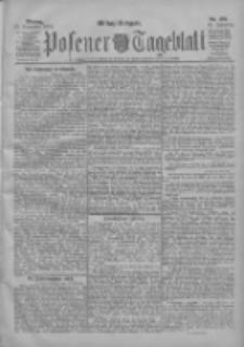 Posener Tageblatt 1904.09.12 Jg.43 Nr428