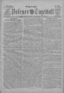 Posener Tageblatt 1904.09.24 Jg.43 Nr450