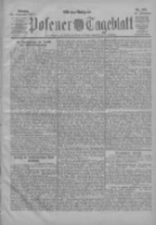 Posener Tageblatt 1904.09.26 Jg.43 Nr452