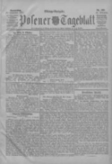 Posener Tageblatt 1904.09.29 Jg.43 Nr458