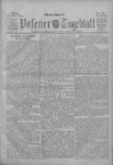 Posener Tageblatt 1904.10.10 Jg.43 Nr476