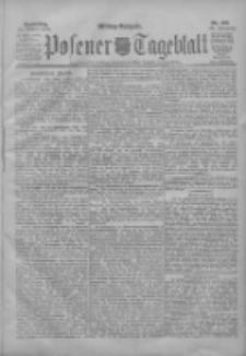 Posener Tageblatt 1904.10.13 Jg.43 Nr482
