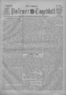 Posener Tageblatt 1904.10.15 Jg.43 Nr485