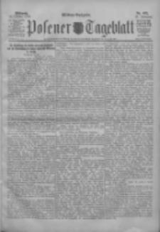 Posener Tageblatt 1904.10.19 Jg.43 Nr492