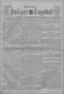 Posener Tageblatt 1904.10.20 Jg.43 Nr494