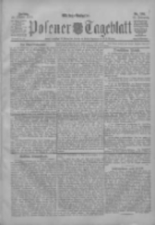 Posener Tageblatt 1904.10.28 Jg.43 Nr508