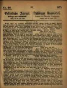 Oeffentlicher Anzeiger. 1875.07.28 Nro.30