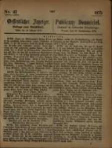 Oeffentlicher Anzeiger. 1875.10.13 Nro.41
