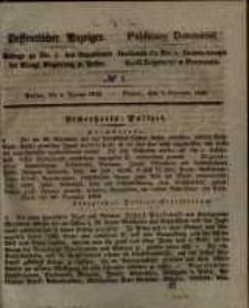 Oeffentlicher Anzeiger. 1842.01.04 Nro.1