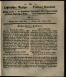 Oeffentlicher Anzeiger. 1842.03.01 Nro.9