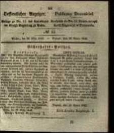 Oeffentlicher Anzeiger. 1842.03.29 Nro.13