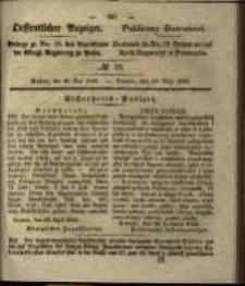 Oeffentlicher Anzeiger. 1842.05.10 Nro.19