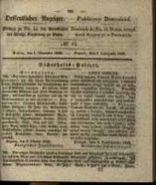 Oeffentlicher Anzeiger. 1842.11.01 Nro.44