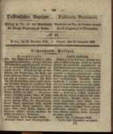 Oeffentlicher Anzeiger. 1842.11.29 Nro.48
