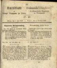 Amtsblatt der Königlichen Regierung zu Posen. 1837.06.06 Nro.23