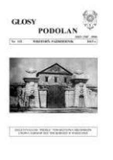 Głosy Podolan nr132