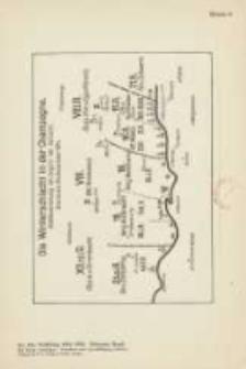 Die Operationen des Jahres 1915: die Ereignisse im Winter und Frühjahr: mit vierzig Karten und Skizzen Bd.7 Skizze a-w