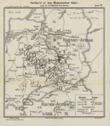 Die Befreiung Ostpreussens: mit vierzehn Karten und elf Skizzen Bd.2 Schacht an den Masurischen Seen Karte 12-14